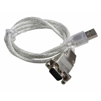USB adapter cable to Serial 9 pin, RS 232, DIEWU, serial converter to USB port for cash registers datecs and other devices