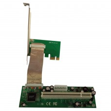 Placa PCI-Express 1.0 adaptor la PCI, Active ASM1083, pci-e - pci