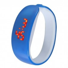 LED Sport Watch Active Dolphin, Digital, unisex, resistant to water contact, various colors