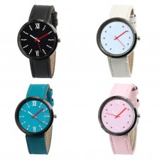 Ladies Watch Active Couple, various colors, analog, Roman numerals, ecological leather strap