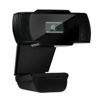 Webcam with built-in microphone, Active, USB 2.0, plug and play