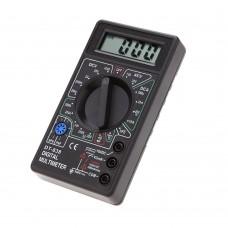 Universal multimeter Active DT830b, black, BATTERY INCLUDED