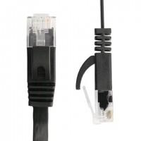 Cablu retea cat 6 Plat ACTIVE, 15M, UTP, mufat 2 x rj45 cat.6