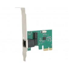 Gigabit Ethernet Network Board, Active, 10/100 / 1000M internet, PCI-e, 1Gb, rtl8111f chip