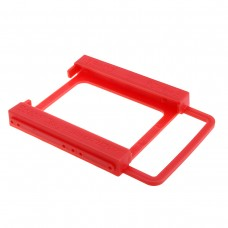 "Mounting frame adapter for HDD/ SSD 2.5"" on bay at 3.5"", Active, plastic"