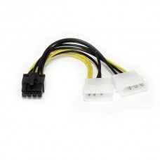 Cablu adaptor alimentare placa video pci-e, 8 pini de la molex