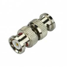 BNC male to BNC male connector, video surveillance cameras