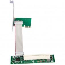 Placa PCI-Express 1.0 adaptor la PCI, ACTIVE